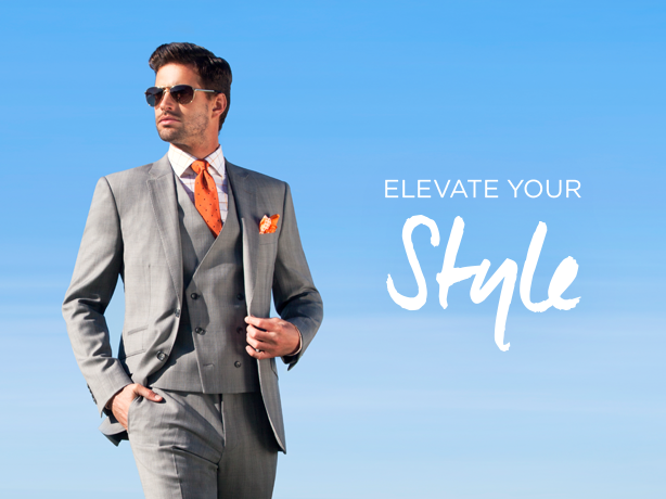 SS15 Campaign - Elevate your style