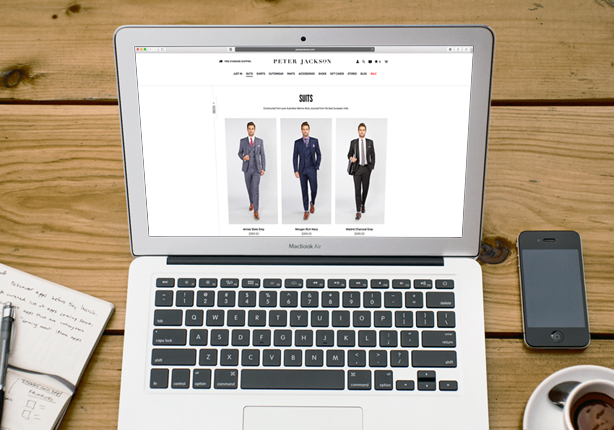 How to Buy a Suit Online - Sartorial Street Smarts