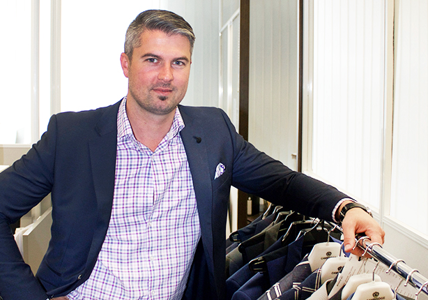 Behind the Seams: David Jackson talks fashion, fabrics and style