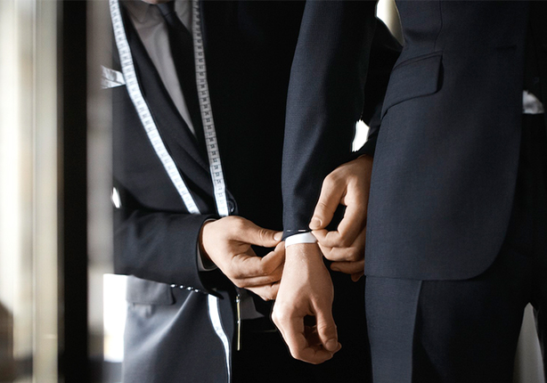 How to buy a suit online | tailoring