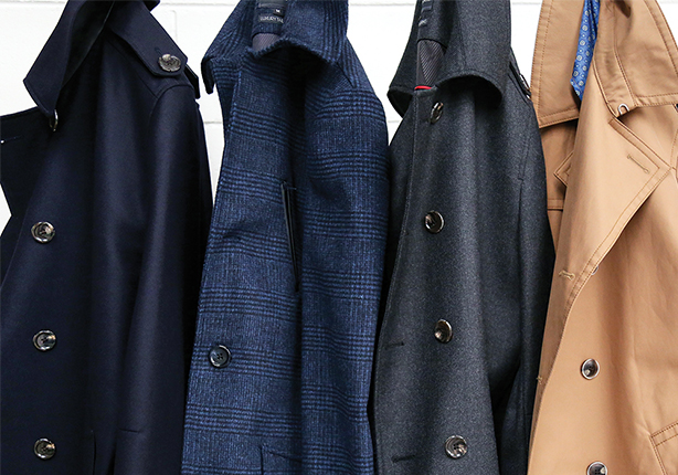 Coat of Arms - Men's Winter Coat Guide