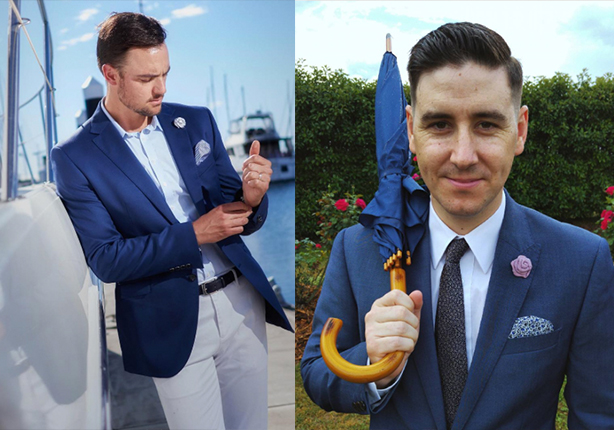 Clash of the Tailored Titans - The hunt for Australia's best dressed gent continues