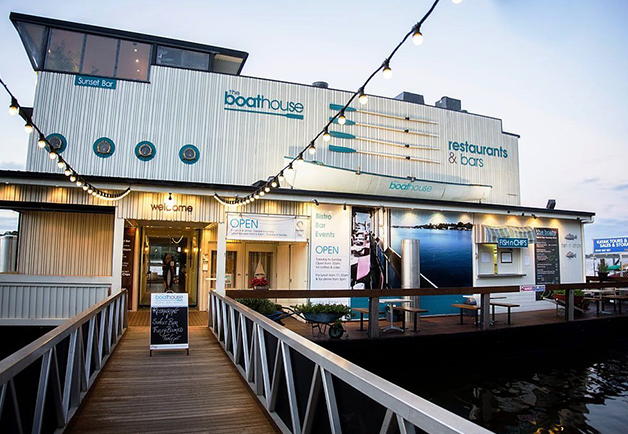 Noosa Boathouse | Brisbane Restaurant | Good Food Month