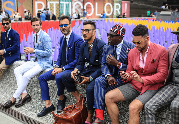 Pitti in the Pocket: 3 Ways to Rock the Pitti Pocket Square