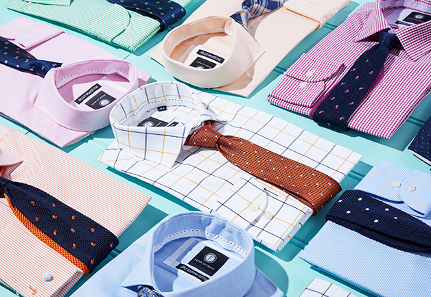 Egyptian Cotton Shirts | Peter Jackson
