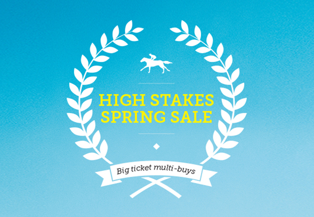 High Stakes Spring Sale - The Spring Carnival Edit