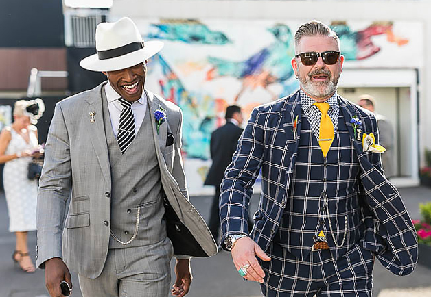 Flemington's Finest - The Best of This Year's Trackside Tailoring