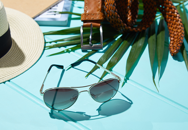 Sun Soaked Staples - 4 essential accessories that shine in the sun
