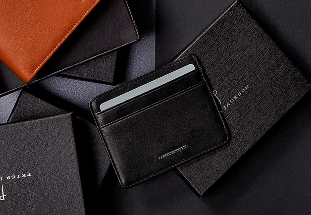 accessories, card wallet, leather card wallet, leather wallet, wallet peter jackson, wallets australia