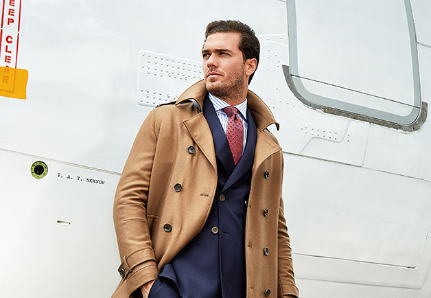 The Pea Coat - The seafaring staple of menswear