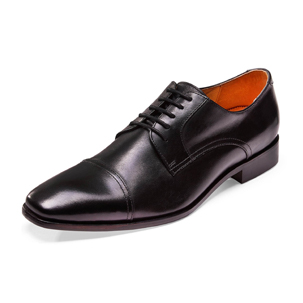 Black Cap Dress Shoes | Derby Day Shoes | Derby Day Dress Code| Men's Race Wear | Peter Jackson Menswear
