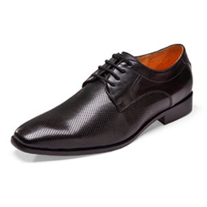 Black Leather Derby Shoe | Derby Day Shoes | Derby Day Dress Code| Men's Race Wear | Peter Jackson Menswear