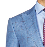 Mens Gift Guide | Mens Check Blazer | Mens Wool blazers