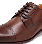 Mens Gift Guide | Mens Cap Toe Derby | Mens Leather Shoes