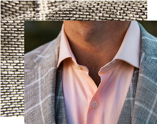 Men's Guide to Linen | Linen Blazer | Peter Jackson