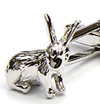 Mens Gift Guide | Mens Rabbit Cufflinks | Mens Cufflinks