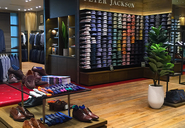 New Flagship Store | Peter Jackson Canberra | Peter Jackson Nearby | Tailoring Canberra | Suits Canberra