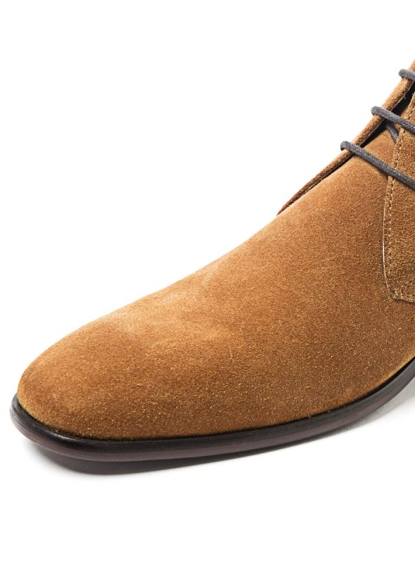 3955d4104db Tobacco Suede Chukka Boot