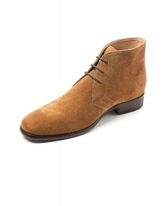 Tobacco Suede Chukka Boot